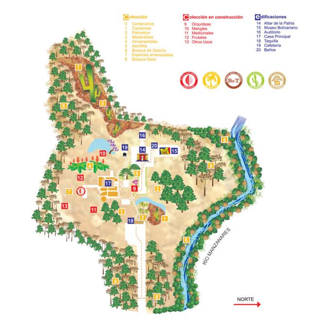 jardin-botanico-mapa-quinta-de-san-pedro-alejandrino
